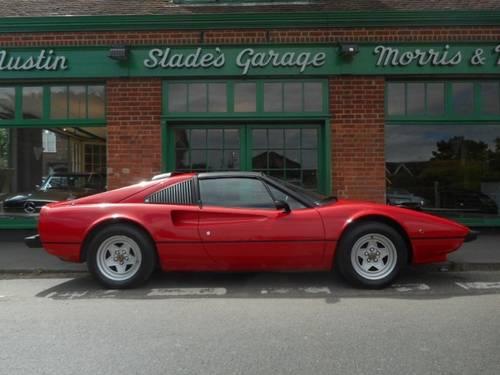 1981 Ferrari 308 GTSi For Sale (picture 1 of 4)
