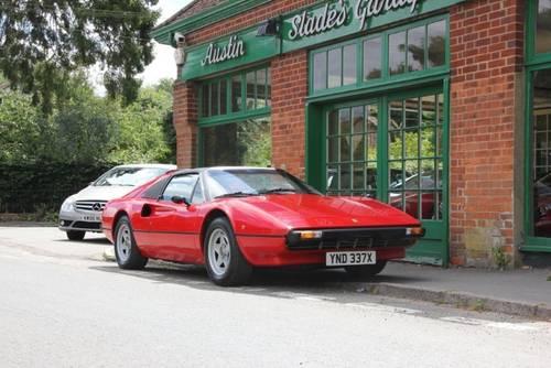 1981 Ferrari 308 GTSi For Sale (picture 2 of 4)