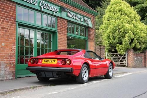 1981 Ferrari 308 GTSi For Sale (picture 3 of 4)