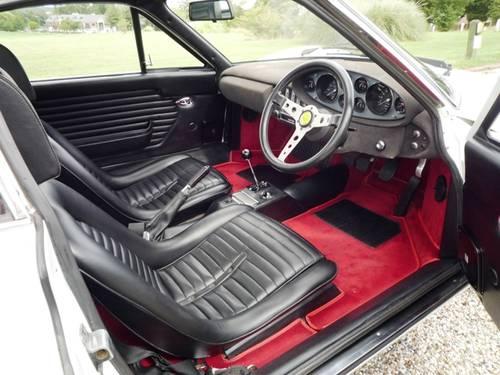 1972 Ferrari Dino 246 GT For Sale (picture 5 of 6)