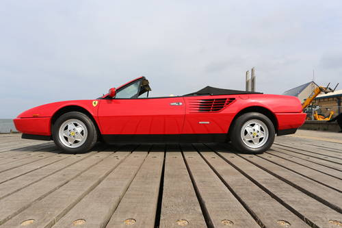 1988 Ferrari Mondial 3.2 Quattrovalvole Convertible (RHD) SOLD (picture 5 of 6)