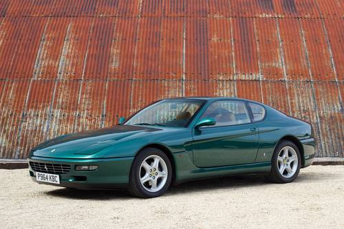 1996 Ferrari 456 GT SOLD (picture 1 of 1)