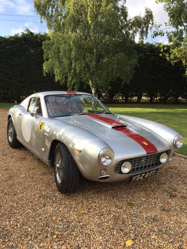 1999 Ferrari 250 Gt Swb Berlinetta Recreation Replica For