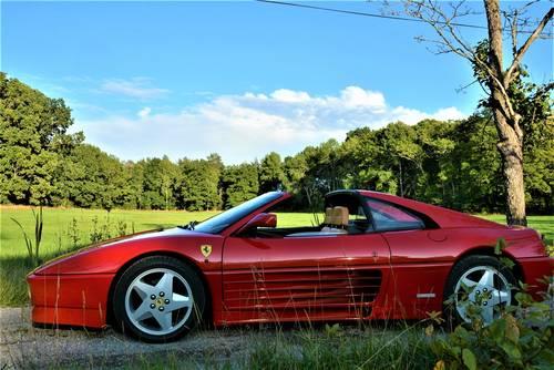 1994 Ferrari 348TS Pristine ! SOLD (picture 1 of 6)