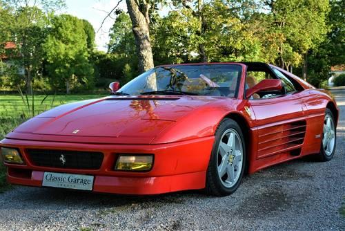 1994 Ferrari 348TS Pristine ! SOLD (picture 2 of 6)