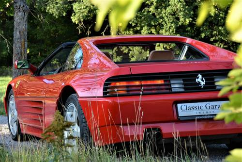 1994 Ferrari 348TS Pristine ! SOLD (picture 4 of 6)