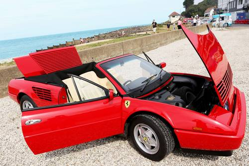 1988 Ferrari Mondial 3.2 Quattrovalvole Convertible (RHD) SOLD (picture 4 of 6)
