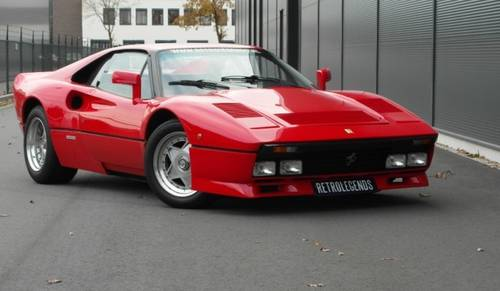 Ferrari 328/288 GTO by Jim Carpenter, lhd, 1986,  550hp For Sale (picture 1 of 6)