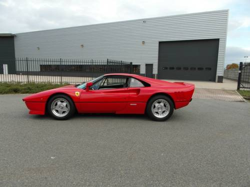 Ferrari 328/288 GTO by Jim Carpenter, lhd, 1986,  550hp For Sale (picture 3 of 6)