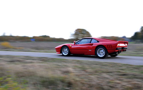 Ferrari 328/288 GTO by Jim Carpenter, lhd, 1986,  550hp For Sale (picture 5 of 6)