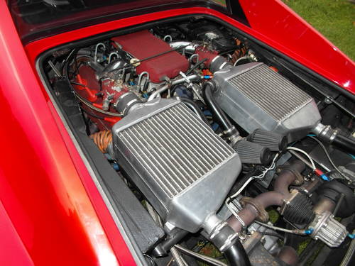 Ferrari 328/288 GTO by Jim Carpenter, lhd, 1986,  550hp For Sale (picture 6 of 6)