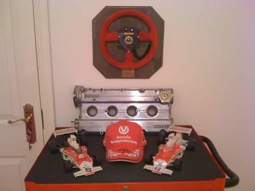 Formula 1 Memorabilia. For Sale (picture 5 of 6)