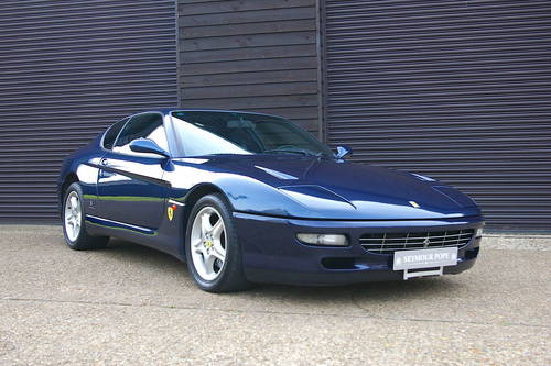 1994 Ferrari 456 GT Coupe 6 Speed Manual LHD (14,352 miles) SOLD (picture 2 of 6)