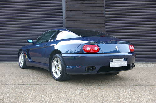 1994 Ferrari 456 GT Coupe 6 Speed Manual LHD (14,352 miles) SOLD (picture 3 of 6)