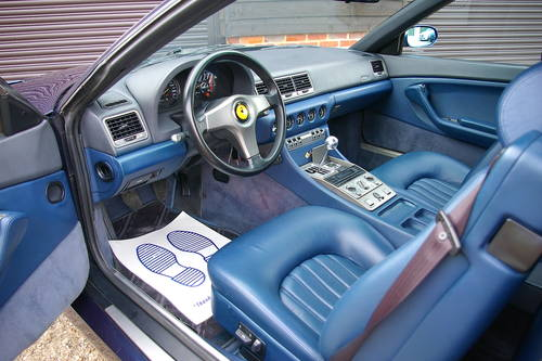 1994 Ferrari 456 GT Coupe 6 Speed Manual LHD (14,352 miles) SOLD (picture 4 of 6)