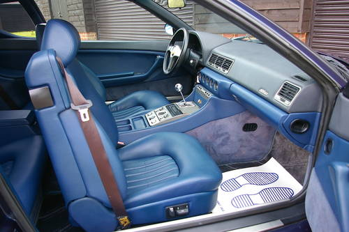 1994 Ferrari 456 GT Coupe 6 Speed Manual LHD (14,352 miles) SOLD (picture 5 of 6)
