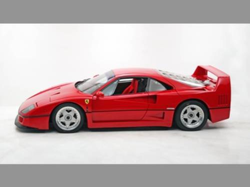 1992 Ferrari F40 = Rare Late + a Spare F40 Engine + Trans $obo For Sale (picture 1 of 6)