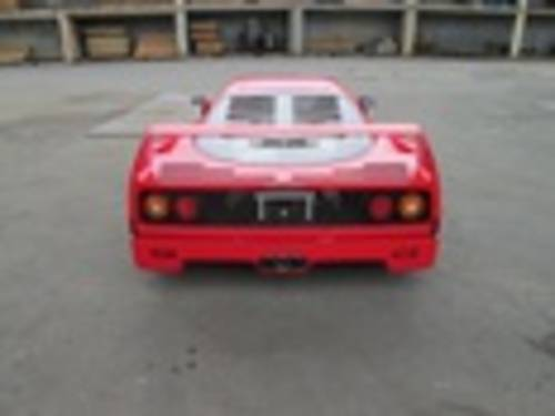 1992 Ferrari F40 = Rare Late + a Spare F40 Engine + Trans $obo For Sale (picture 2 of 6)
