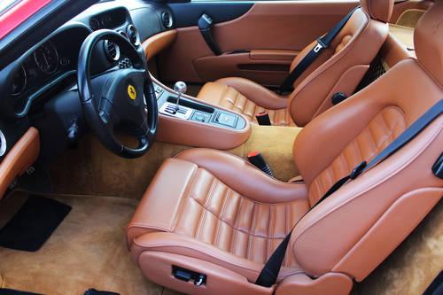 1997 Ferrari 550 Maranello (LHD) SOLD (picture 4 of 6)