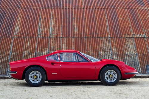 1972 Ferrari Dino GT SOLD (picture 2 of 6)