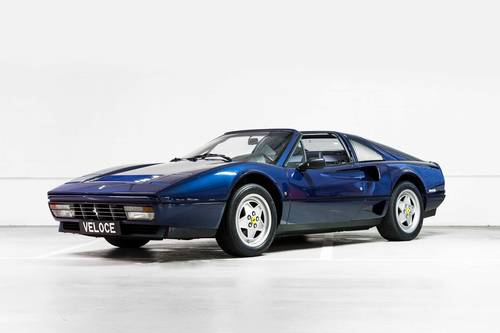 1988 Ferrari GTS Turbo 2900km from new Ex Brunei Royal family  SOLD (picture 1 of 6)