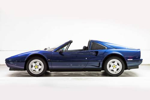 1988 Ferrari GTS Turbo 2900km from new Ex Brunei Royal family  SOLD (picture 2 of 6)