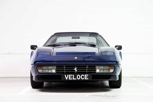 1988 Ferrari GTS Turbo 2900km from new Ex Brunei Royal family  SOLD (picture 3 of 6)