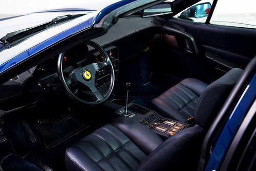 1988 Ferrari GTS Turbo 2900km from new Ex Brunei Royal family  SOLD (picture 5 of 6)