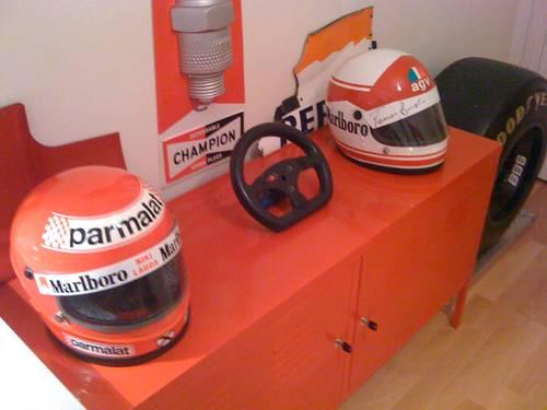 Formula 1 Memorabilia. For Sale (picture 6 of 6)