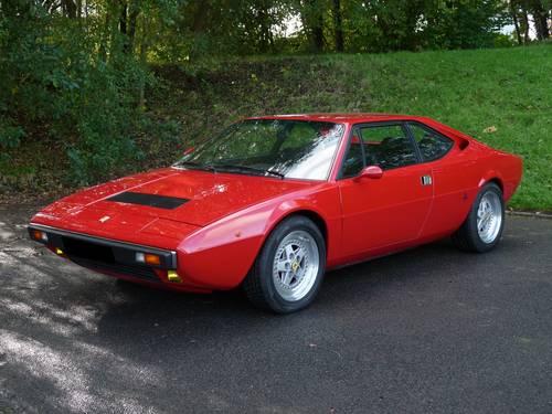 1976 Ferrari 308/GT4 For Sale (picture 1 of 6)