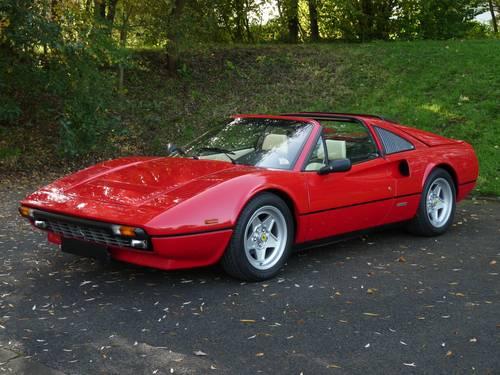 1985 Ferrari 308 GTS QV For Sale (picture 1 of 6)