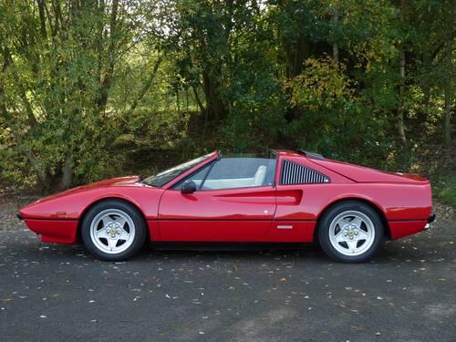 1985 Ferrari 308 GTS QV For Sale (picture 2 of 6)