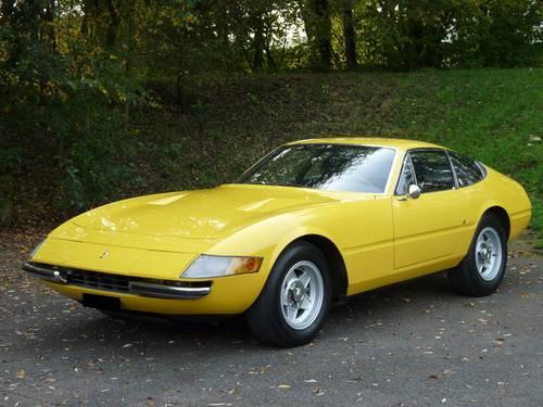 1972 Ferrari 365 GTB 4 Daytona For Sale (picture 1 of 6)