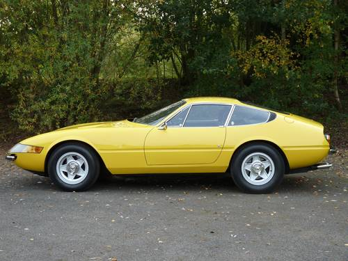 1972 Ferrari 365 GTB 4 Daytona For Sale (picture 2 of 6)