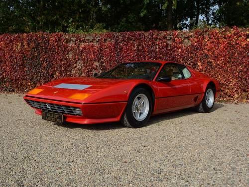 1980 Ferrari 512BB carburettor For Sale (picture 1 of 6)