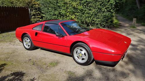 Ferrari 328 GTS (1988) For Sale (picture 1 of 6)