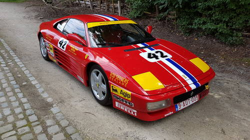 Ferrari 348 GTB Challenge (1994) For Sale (picture 1 of 5)