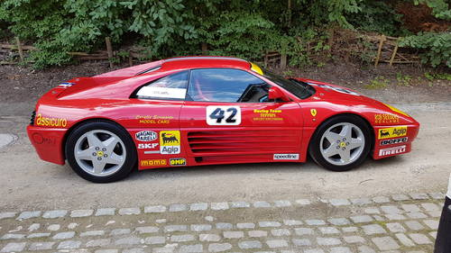 Ferrari 348 GTB Challenge (1994) For Sale (picture 2 of 5)