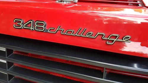 Ferrari 348 GTB Challenge (1994) For Sale (picture 4 of 5)