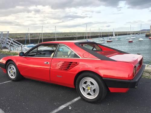 Ferrari Mondial 8 3.0 1982 Left Hand Drive For Sale (picture 2 of 6)