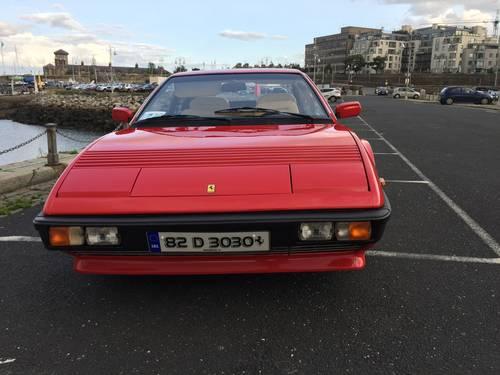 Ferrari Mondial 8 3.0 1982 Left Hand Drive For Sale (picture 3 of 6)