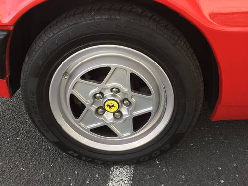 Ferrari Mondial 8 3.0 1982 Left Hand Drive For Sale (picture 4 of 6)