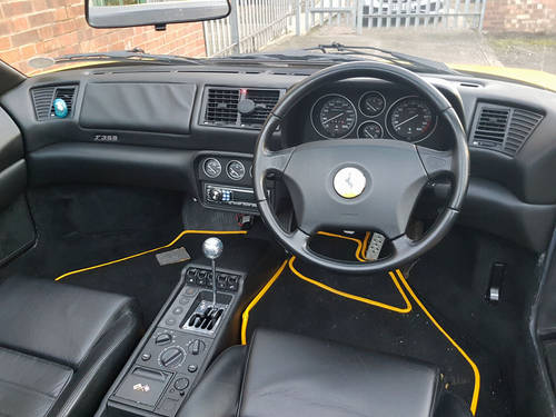 1996 FERRARI F355 SPIDER MANUAL GIALLO FLY  For Sale (picture 4 of 6)