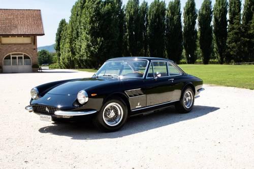 1967 Ferrari 330 GTC -Ferrari classiche certification- For Sale (picture 2 of 6)