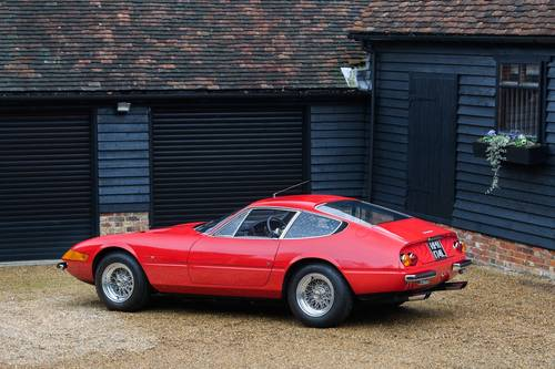 1973 Ferrari 365 Daytona 365 GTB/4 RHD Classiche Certified For Sale (picture 2 of 6)