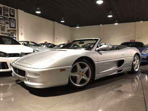 1998 FERRARI F355 SPIDER F1 ONLY 13,250 MILES! For Sale (picture 1 of 6)