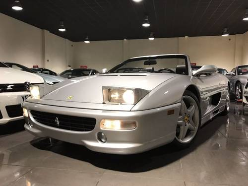 1998 FERRARI F355 SPIDER F1 ONLY 13,250 MILES! For Sale (picture 5 of 6)