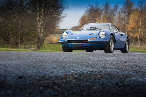 1971 Ferrari 246 GT Dino  SOLD (picture 1 of 6)