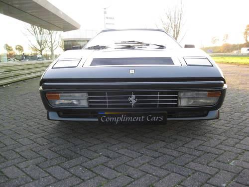 1986 Ferrari 328 GTS        € 82.500,-- For Sale (picture 1 of 6)