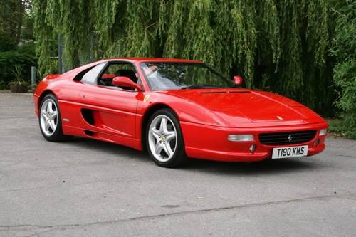 1999 Ferrari 355 GTS F1 For Sale (picture 1 of 6)